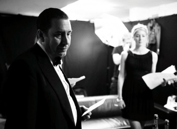 Jools Holland at the 2009 BAFTA Television Awards.