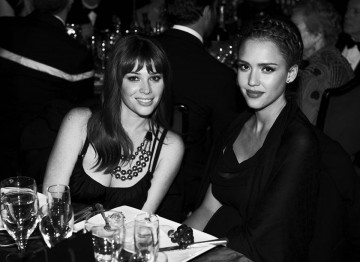 Jessica Alba at the 2011 Film Awards