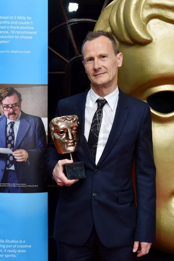 Marc Munden wins Director: Fiction for National Treasure