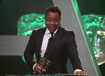 Next up is the Leading Actress award, introduced by US actor Cuba Gooding Jnr.
