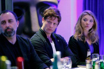 Natalie Dormer and James Norton sat on the Jury in 2015