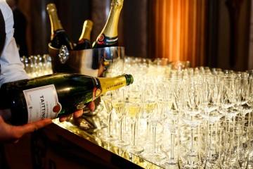 The BAFTA Nespresso Nominees' Party at Kensington Palace