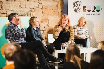 Telling Stories: TV Drama - Paul Logue, Louise Ironside, Sarah Phelps & host Sarah Brown
