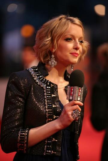 E! presenter and former Kernickie singer Lauren Laverne (BAFTA/Dave Dettman).