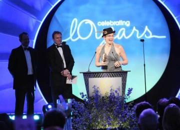 Production designer Jacqueline Abrahams makes it four wins from five nominations for Wallander (BAFTA / Richard Kendal).