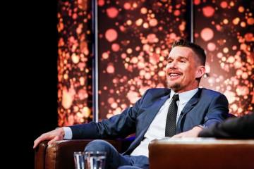 Event: BAFTA A Life in Pictures: Ethan HawkeDate: 18 December 2014Venue: BAFTA, 195 PiccadillyHost: Boyd Hilton