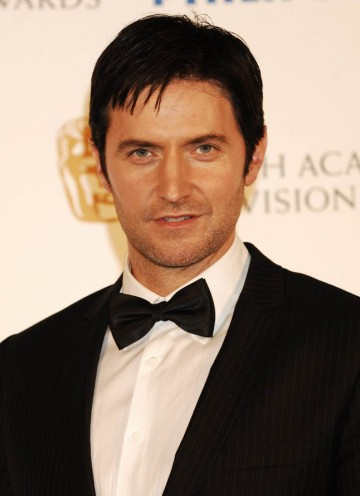 Richard Armitage presents the Supporting Actress BAFTA (BAFTA/Richard Kendal).