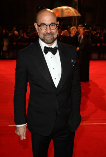Stanley Tucci is nominated for the Supporting Actor award as chilling serial killer in The Lovely Bones (BAFTA/Dave Dettman).