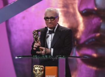 Martin Scorsese, the BAFTA 2012 Fellow.