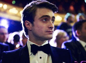 Daniel Radcliffe at the 2012 Film Awards