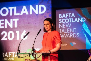 BAFTA Scotland Director Jude MacLaverty