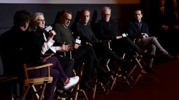 Luke Parker Bowles, Meryl Streep, Tom Hanks, Bob Odenkirk, Tracy Letts, Matthew Rhys