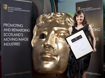 Actor/Actress winner Lynn Murray for her performance in 'Falling for Fitzgerald'