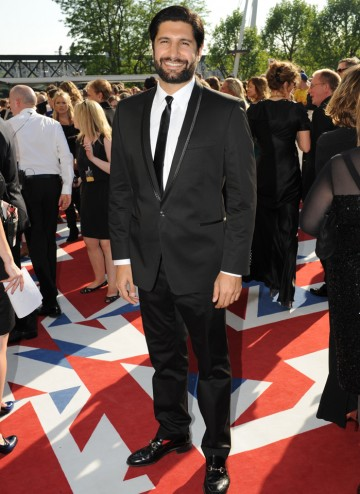 The Four Lions star and former BAFTA winner (for Fonejacker) will present the Specialist Factual award. He wears a suit by Patrick Cox at House of Fraser.