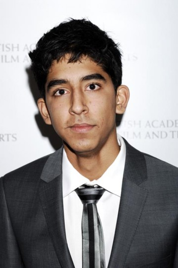 Skins actor Dev Patel (TV Nominees Party 08)