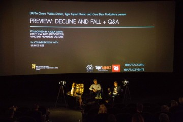 Preview Decline and Fall + Q&A