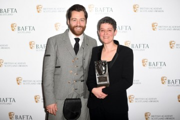 Louise Lockwood & citation reader Richard Rankin, Director Factual