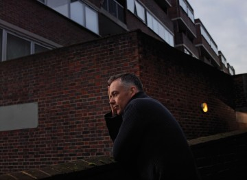 Director Michael Winterbottom poses for the British Directors photo series for the 2011 Film Awards.