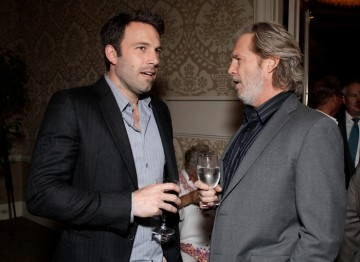 Ben Affleck (The Town) and Jeff Bridges (True Grit)
