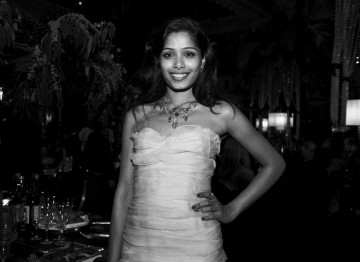 Freida Pinto at the 2009 Film Awards