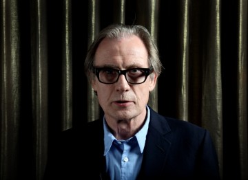 Bill Nighy poses for the camera before the evening commences. (Picture: BAFTA/ J.Simmonds)