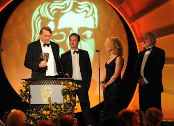 The Sound Fiction BAFTA was claimed by Paul Hamblin, André Schmidt, Catherine Hodgson and Bosse Persson for their work on detective drama Wallander.