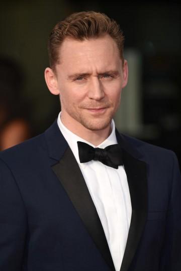 Tom Hiddleston looks dapper on the red carpet