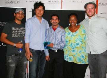 The Cast and Crew of En Tiempo De Guerra