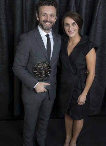Michael Sheen & Vicky McClure