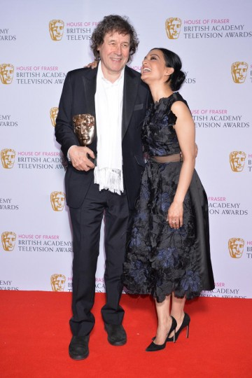 The BAFTA for Supporting Actor in 2015 was presented by Archie Panjabi to Stephen Rea for his performance in The Honourable Woman.
