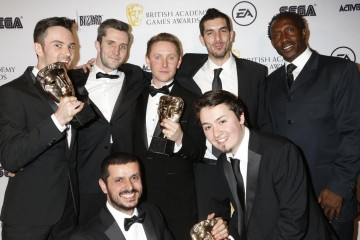 The BAFTA for Sport was presented by Olympian Linford Christie to the creators of OlliOlli.