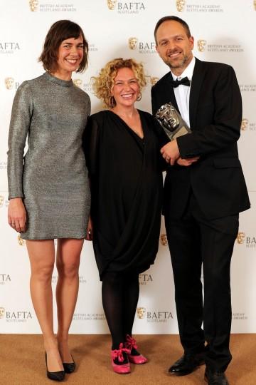 Jude Suggett, Natalie Moss and Matt Pinder