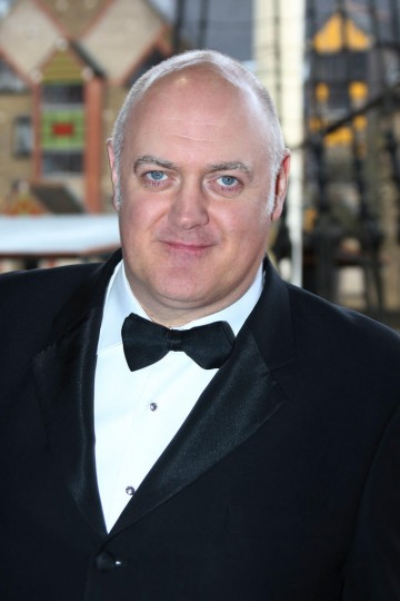 Dara Ó Briain walks the red carpet at the British Academy Games Awards