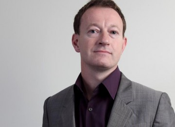Simon Beaufoy (Picture: BAFTA/ Jonny Birch).