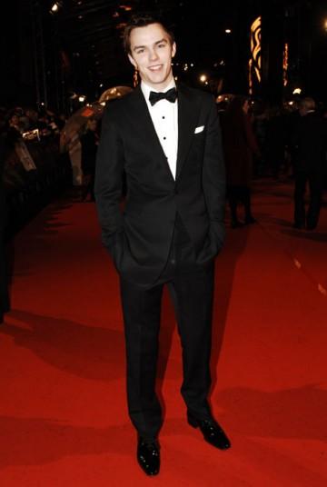 Angelic student in A Single Man, Nicholas Hoult is up for Orange Rising Star award (BAFTA/Richard Kendal).