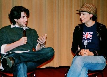 BAFTA Los Angeles Screening of Juno. November 2007