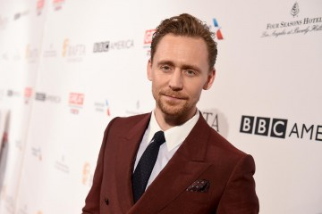 The Night Manager actor, Tom Hiddleston, joins us for our annual BAFTA Tea celebration