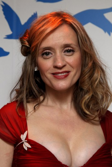 Anne-Marie Duff at the Official Soho House and Grey Goose party for the Orange British Academy Film Awards.