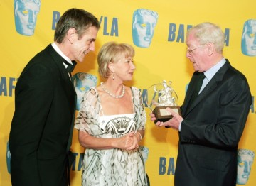 Jeremy Irons, Helen Mirren and Michael Caine