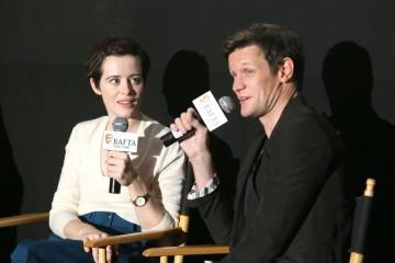 Claire Foy, Matt Smith