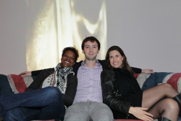BAFTA Los Angeles Newcomers Marcia Battise, Tom Harrison and Laura-Beth Hill