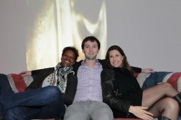 BAFTA Los Angeles Newcomers Marcia Battise, Tom Harrison and Laura-Beth Hill