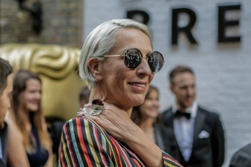 The Crown costume designer and nominee Michele Clapton