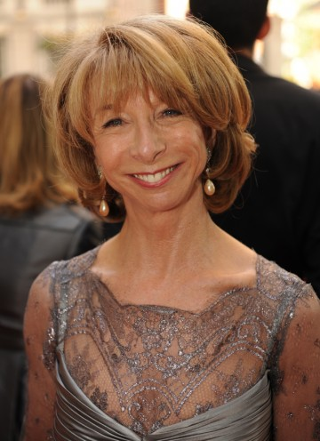 Worth plays Gail in Coronation Street, nominated for Continuing Drama tonight. (Pic: BAFTA/Richard Kendal)