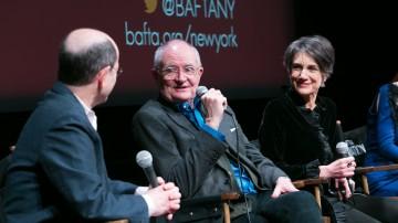 Brian Rose, Jim Broadbent, Harriet Walter