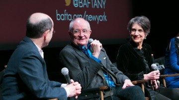 Brian Rose, Jim Broadbent, Harriet Walter