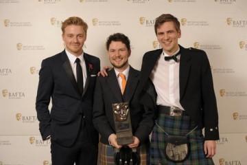 Ross Hogg & Duncan Cowles (Short Film) with citation reader Jack Lowden