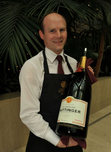 Taittinger at the Television Nominee's Party 2012