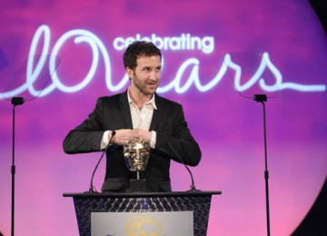 The award for Director Factual went to Morgan Matthews for The Fallen (BAFTA / Richard Kendal).