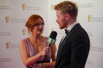 Ariel Free and Jack Lowden